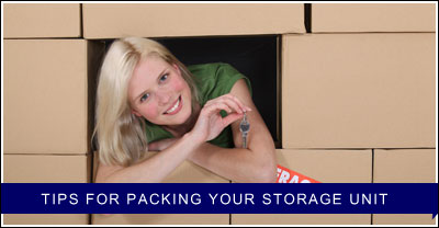 How to Load your Storage Unit